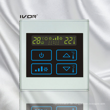 Klimagerät-Thermostat-Berührungsschalter im Kunststoffrahmen (SK-AC2300B)