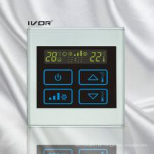 Interruptor táctil del termóstato del acondicionador de aire en el marco plástico (SK-AC2300B)