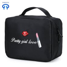 Double multifunctional wash bag travel cloth bag