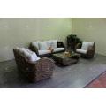 Classical Model Water Hyacinth Sofa Set