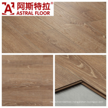 German Technical Mirror Surface (u-groove) Laminate Flooring (AS3503-9)