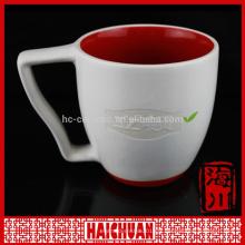 HCC bonne qualité tasse légère en porcelaine