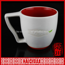 HCC good quality lightweight bone china mug