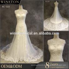 OEM Fabrik moslemische Hochzeit Mutter der Braut Kleider 2016