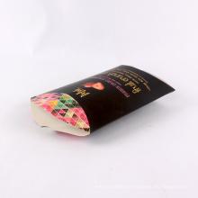 Caja de empaquetado del chocolate del caramelo de la cartulina del diseño personalizado