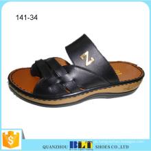 Mens chinelos de PVC