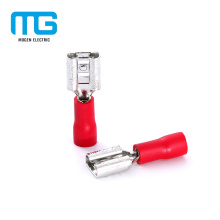 Best Seller PVC Insulated Wire Female Disconnects Terminals