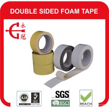 Cinta de espuma de doble cara / cinta de espuma PE