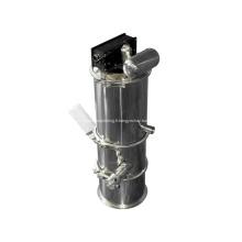 Un raccord pneumatique à faible coût remplace complètement l'alimentateur à vide