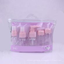Botella de perfume de viaje vacía con bolsa (PT07)