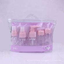 Frasco de perfume vazio do curso com saco (PT07)