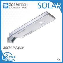Cost-Effective Energy Saving All in One Integrated Garden LED Solar Street Light