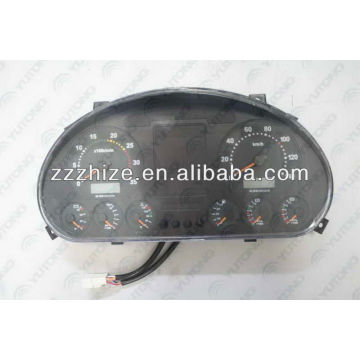 instrument cluster for Yutong Kinglong Higer bus