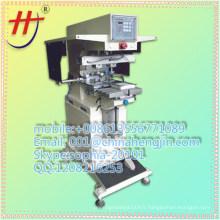 Hot HP-160BYN imprimante pneumatique à 2 couleurs avec tampon encre et système de nettoyage automatique