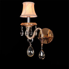 Popular Design for Crystal Wall Light Classical decorative crystal wall lamp export to Italy Factories