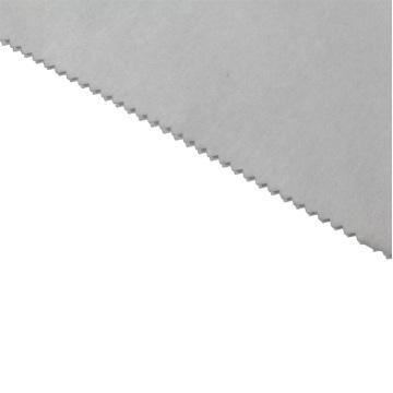 Telas no tejidas de enlace químico para medios filtrantes