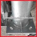 Best Quality Good Design Garden Steel Lamp street lighting poles