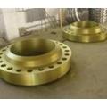 Flange DIN 2632 Flange PN10 para soldagem Aço carbono
