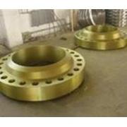 Flange DIN 2632 Flange PN10 de soldadura em aço inoxidável