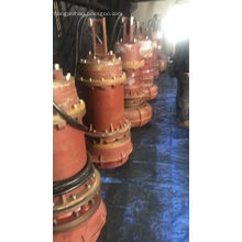 steel centrifugal submersible pump for sea water