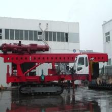 Highway Steel Guardrail Post Hydraulic Hammer Pile Driver