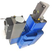 Rexroth 0811404239 4WRL16V1-120M-3X / G24Z4 / M 4WRL25V370M-3X / G24Z4 / M Válvula solenóide proporcional