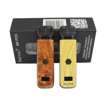 Flashing Variable Wattage Vape Pod System Kit