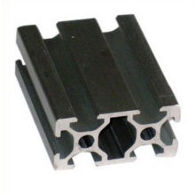 6005 , 6063 T5 Industrial Aluminium Profile / Assembly Line Profile For Electromechanical Parts