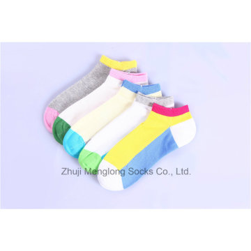 Bright Colors Girl Cotton Socks Wholesale Customs Designs