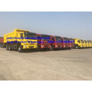 Главный sinotruk HOWO с колесной формулой 6x4 336hp на 18cbm дамп ZZ3257N3647A грузовик