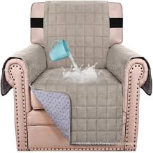 100% водостойкий чехол для мебели для дивана, замшевый чехол для дивана, бархатный чехол для дивана, чехол для стула
