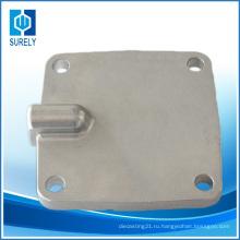 Точная CNC-обработка деталей из алюминиевого литья под давлением для деталей клапанов