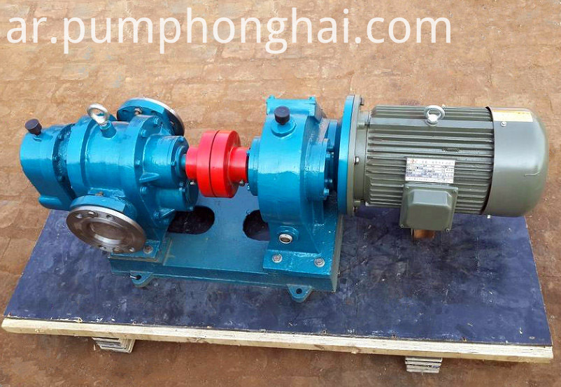 Industrial high viscosity heavy oil transfer pump 1 (1)