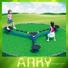 Nouveaux jeux équipement de fitness extérieur pour enfants