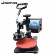 Sunmeta mini placa de calor imprensa máquina de impressão da máquina de transferência --- fabricante