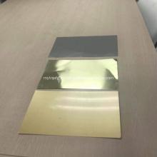 Bobina de papel de aluminio con recubrimiento epóxico para marina