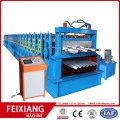 Metal Floor Deck Roll Forming Machine till salu