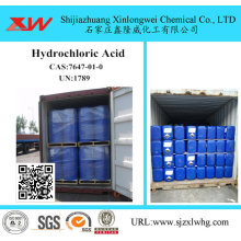 Tech Grade Muriatic Acid 31%