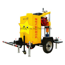 Special offer this month,core drilling machine,electric hand drill machine,air compressor water well drill machine