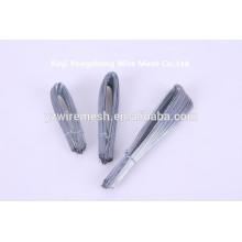 Galvanizado u tipo vinculante fabricante de alambre