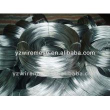 Alta calidad electro galvanizado hierro alambre fabricante