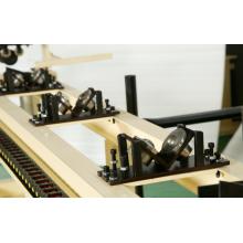 Máquina rotativa de corte vertical de tubos