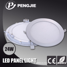 Garantía de 3 años Zhongshan Factory LED Panel Light Frame Housing