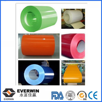 Aluminium Colour Coated Coil For Composite Panel