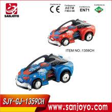 tamiya rc toys W / Light rc coche de alta velocidad de control remoto truco tornado coche