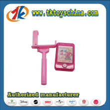 Téléphone mobile en plastique de mode avec jouet Selfie Stick pour enfants