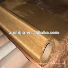 Good quality and competitive price brass wire cloth/mesh
