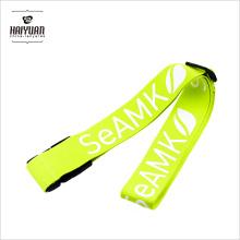 Gute Qualität Best Sell Schöne Grüne Gepäckband / Gepäck Gürtel
