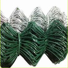 Preço competitivo 6 ft removível usado Usado Chain link fence factory