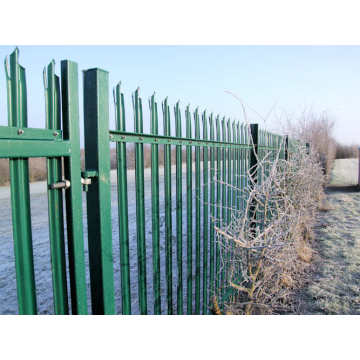 Pagar Welded Galvanized Picket